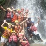 Batu Rafting Debit terbaik di Batu Malang