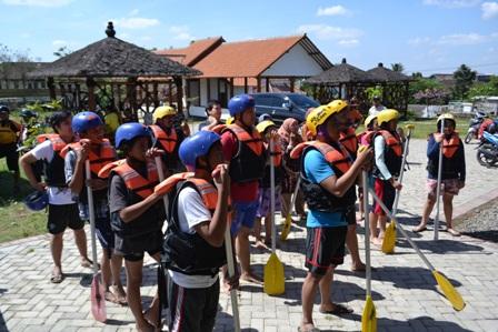 Sekilas info tentang Batu Rafting