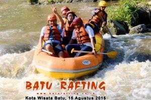 rafting di batu-eva