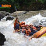 Wisata Rafting di Kota Batu