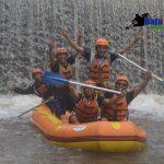 Rafting di Kota Wisata Batu