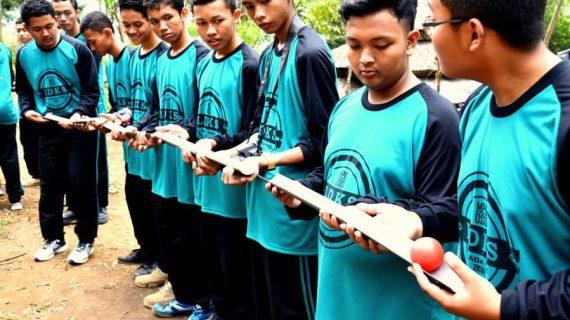 Permainan Air Outbound Malang