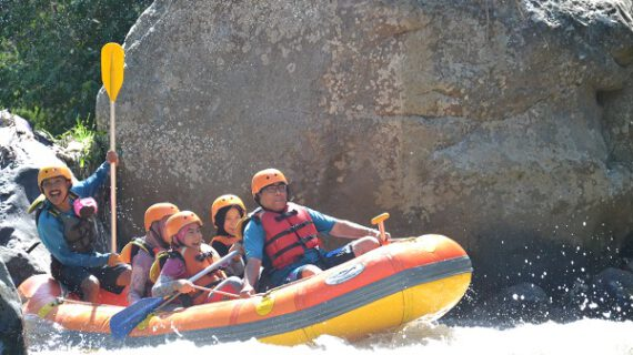 Liburan Paling Seru di Malang? Yaa Rafting di Malang
